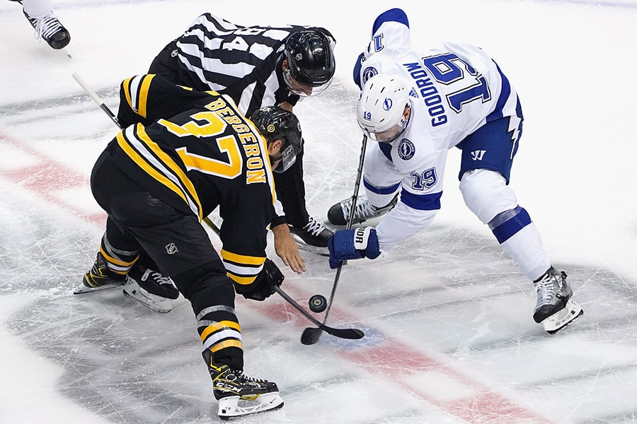 Pastrnak, Halak power Bruins over Tampa LightningPhnom Penh Post
