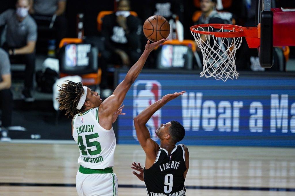 Celtics score season-high 149 points in blowout win over Nets