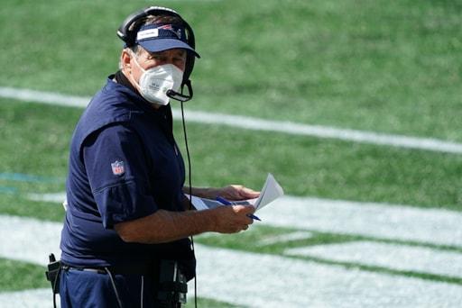 Bill Belichick offers encouraging update on Patriots-Broncos