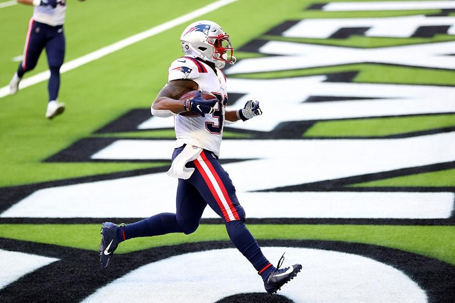 Patriots snap counts: Damien Harris abandoned early vs Texans