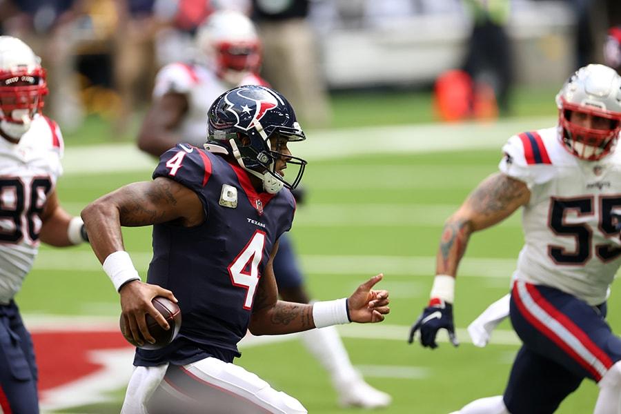 Houston Texans QB Deshaun Watson bothered by team's hiring process, sources say