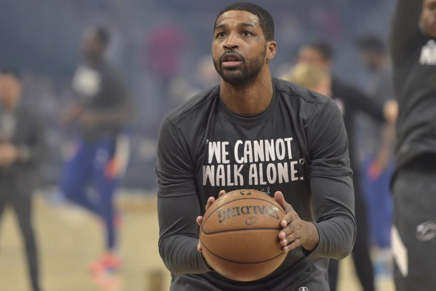 Tristan Thompson excited to get to work for Celtics