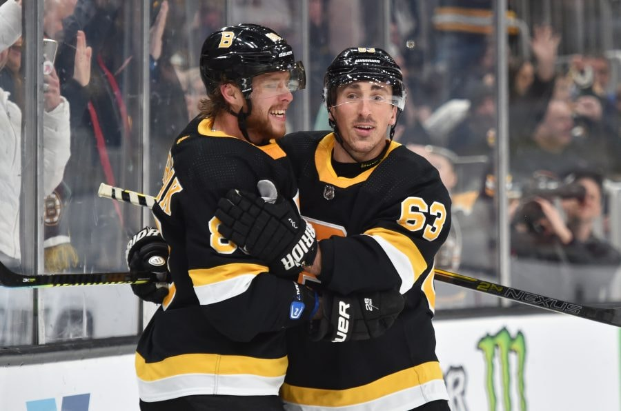 The Bruins will have seven games on the national TV schedule in the 2020-21 NHL season. (Bob DeChiara-USA TODAY)
