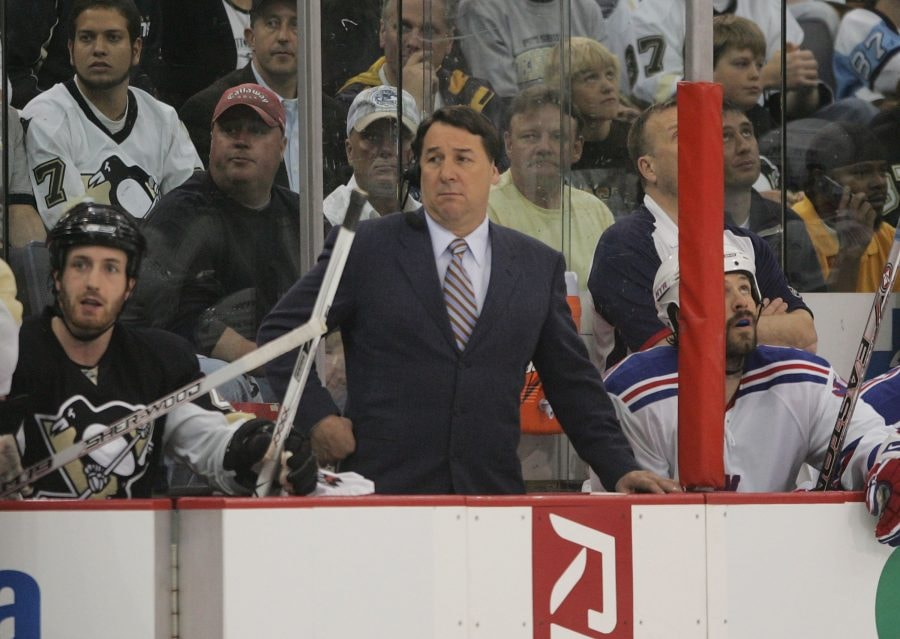 Mike Milbury out as NBC hockey analyst after 14 years