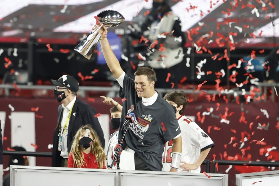 Tom Brady is one of the most accomplished pro athletes in history, but there's an ongoing debate about what 'greatest athlete' even means. (Kim Klement-USA TODAY)