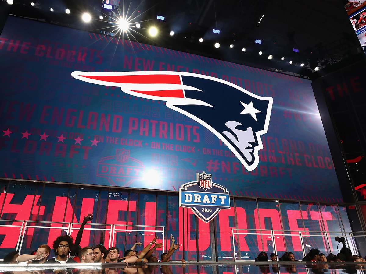 Read below for the full first-round results from the 2021 NFL Draft. (Ronald Martinez/Getty Images)