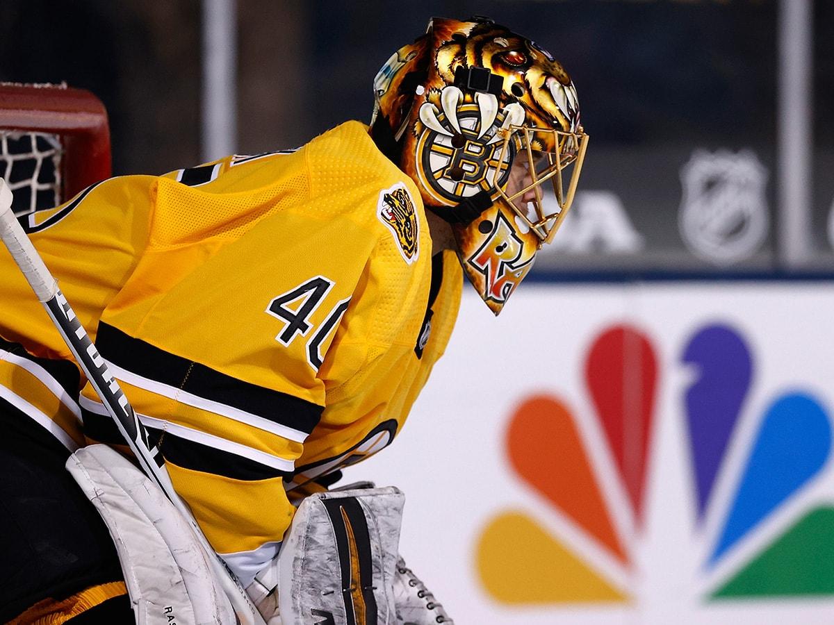 Tuukka Rask remains out for Bruins Tuesday vs Devils