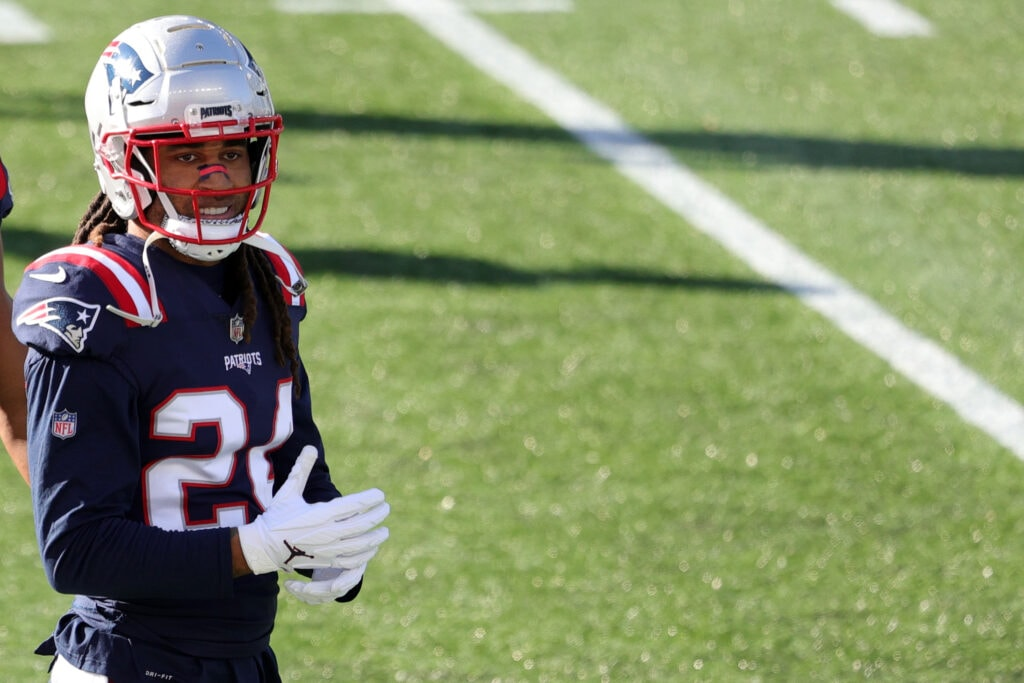 Another top cornerback holdout could impact Stephon Gilmore and the Patriots - 98.5 The Sports Hub
